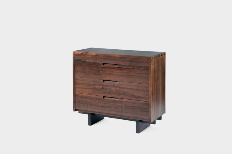 Chest Of Drawers, Single - George Nakashima Woodworkers
