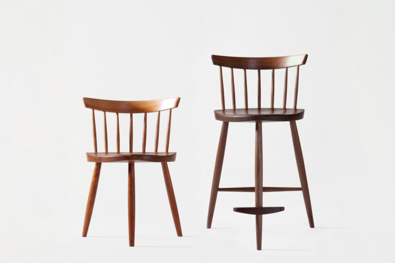 Mira Chair - George Nakashima Woodworkers