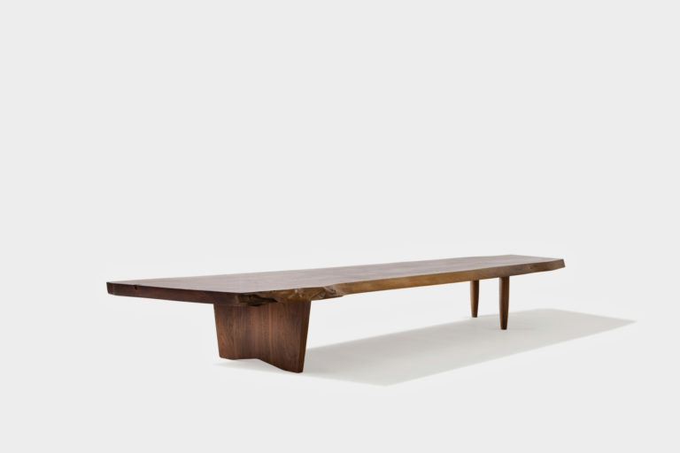 R Bench - George Nakashima Woodworkers