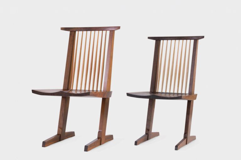 Conoid Host Chair - George Nakashima Woodworkers