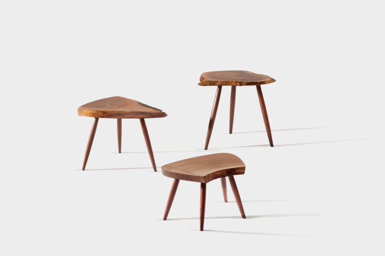 Wepman, Wohl And Stool - George Nakashima Woodworkers