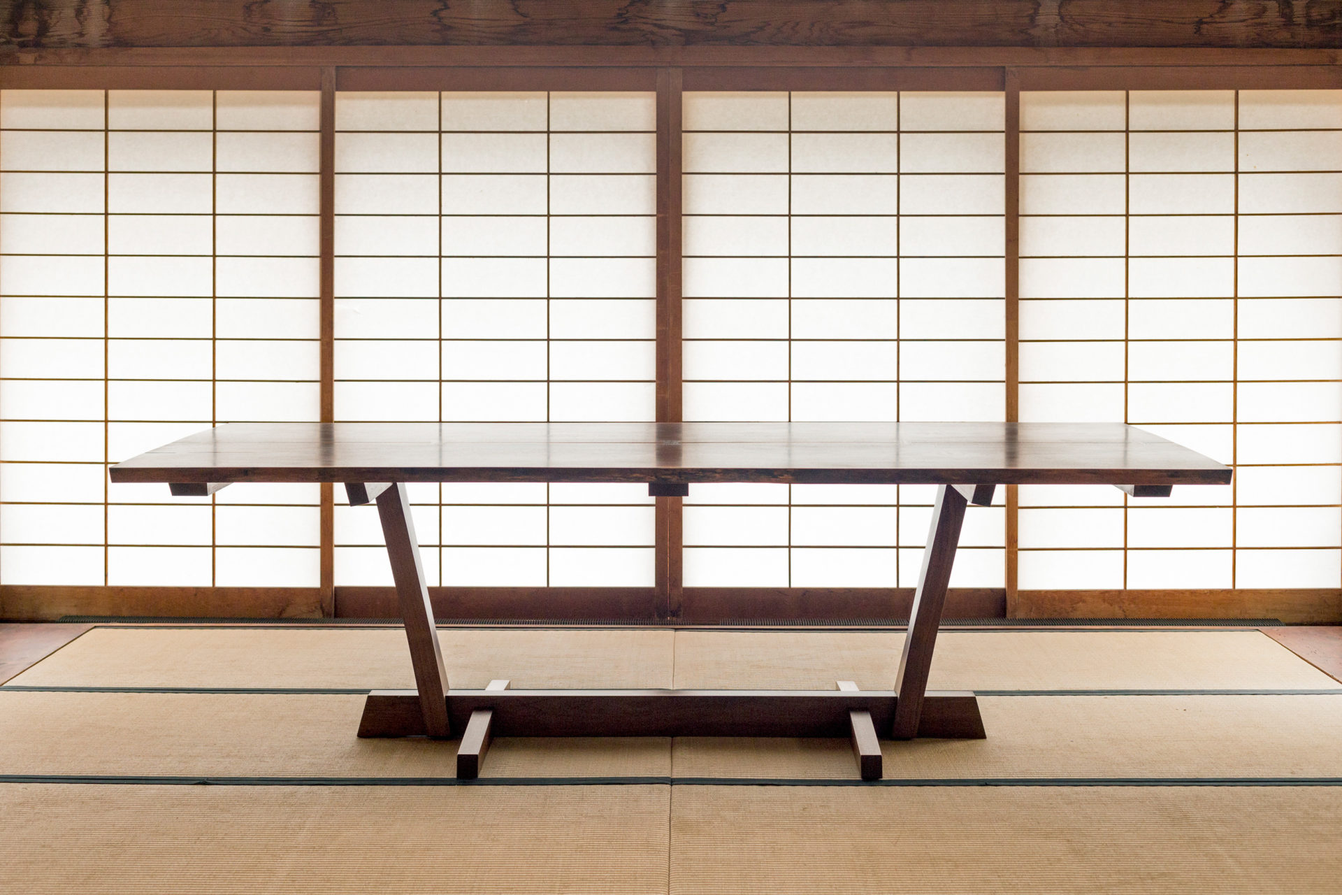 Nakashima - CONOID DINING TABLE