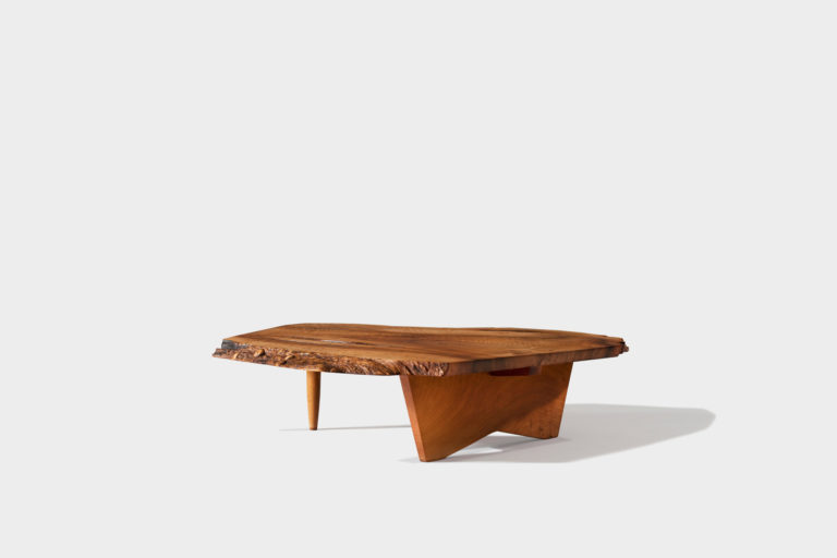 Conoid Coffee Table - George Nakashima Woodworkers